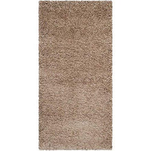 Dark beige Soft Plush Shag Area Rug