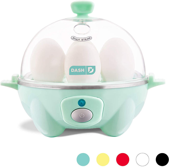 Electric Rapid 6 Eggs Cooker W/ Auto Shut Off