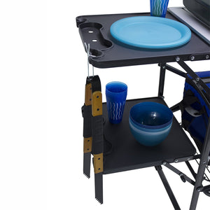 Camp Portable Folding Cook Station