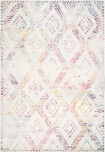 Cherelle Geometric Area Rug,  Multi