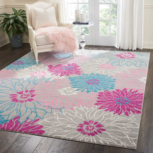 Passion Area Rug, Grey