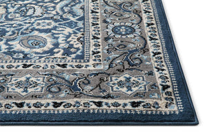 Blue Traditional Persian Area Rugs