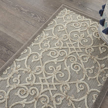 Contemporary Natural Area Rug