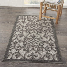 Grey/Charcoal Area Rug Runner