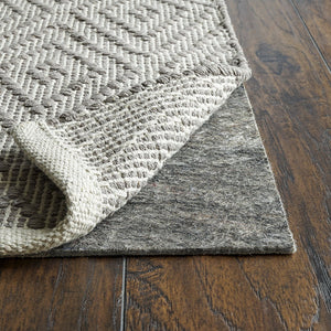 Dual Surface Felt and Latex Non Slip (non skid) Rug Pad 1/8 Inch Thick