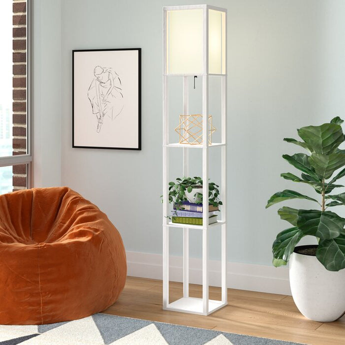 63 inch Column Floor Lamp