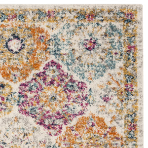 Vintage Cream/Multi-color Rugs