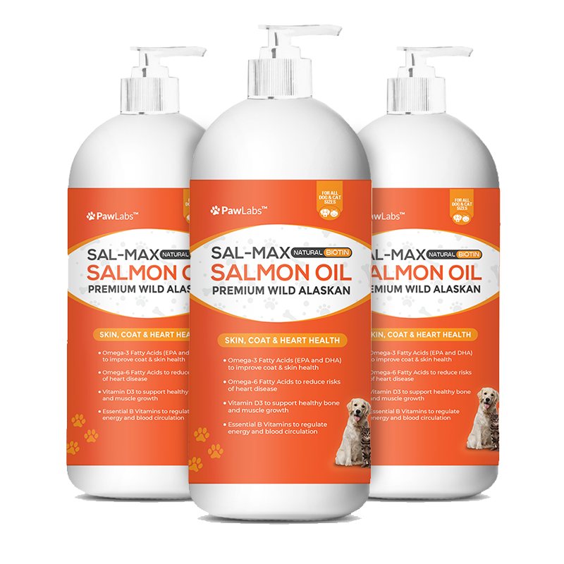 Sal-Max Salmon Oil