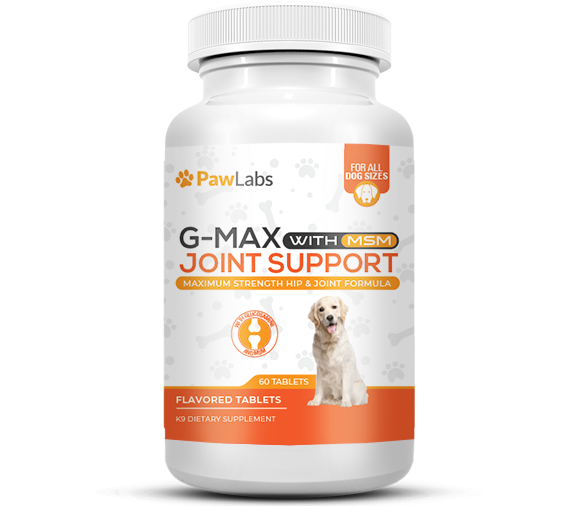 G-Max Joint Support Supplement Friends and Family