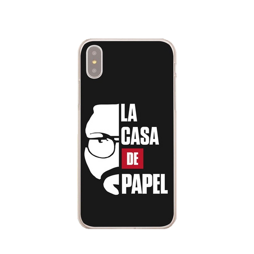 le-masque-dali-coque-portable-la-casa-de-papel-el-profesor-compatible-iphone