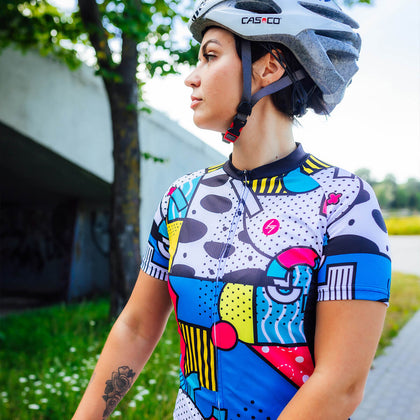 WOMEN short sleeve Jersey