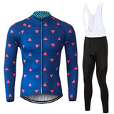 Long Sleeve Kit - TrigonBlue