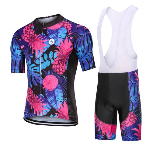 Cycling kit - Pineapple dream