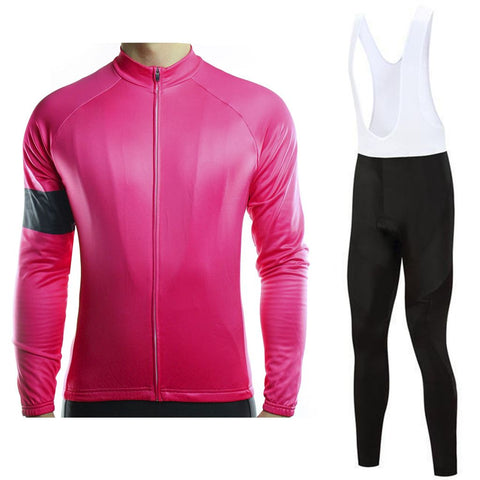 Long Sleeve Kit - Magenta