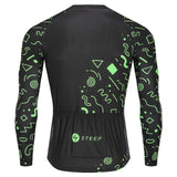 Long Sleeve Cycling Jersey - Freestyle