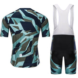 Camo Cycling kit
