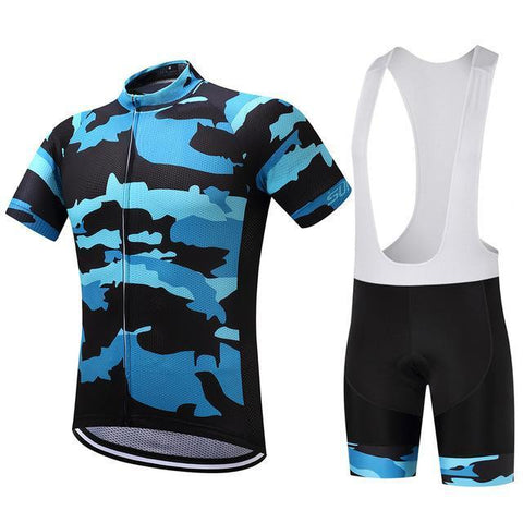 Cycling Kit - Camolike-SteepCycling