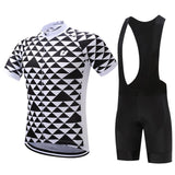 Cycling Kit - Checker Like-SteepCycling
