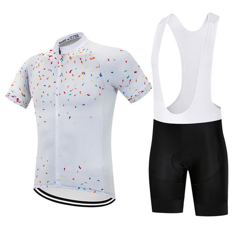 Cycling Kit - Confetti-SteepCycling