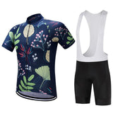 Cycling Kit - Floral-SteepCycling