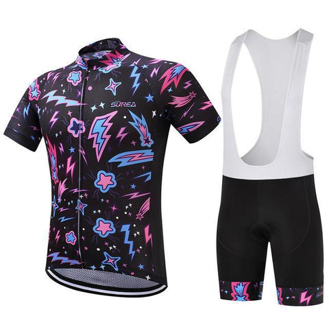 Cycling Kit - Galaxy-SteepCycling