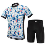 Cycling Kit - Harlequin-SteepCycling