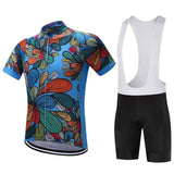 Cycling Kit - Jungle-SteepCycling