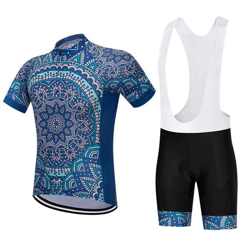 Cycling Kit - Mandala-SteepCycling