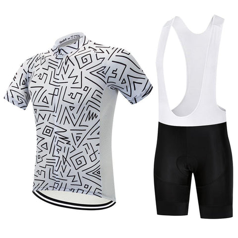 Cycling Kit - Outline-SteepCycling