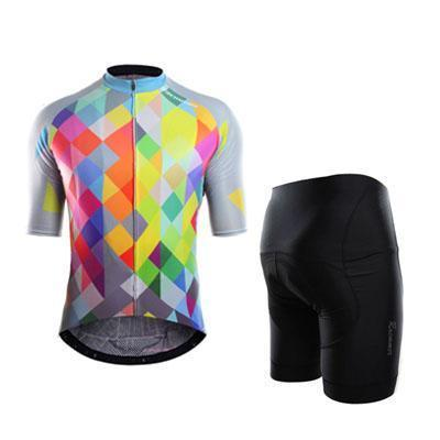 Cycling Kit - Rainbow-SteepCycling