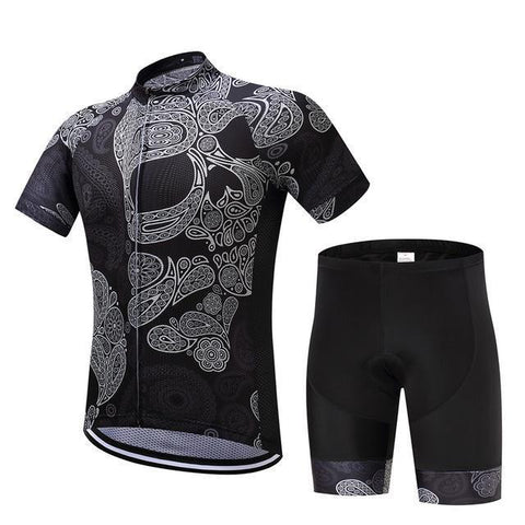 Cycling Kit - Skull-SteepCycling
