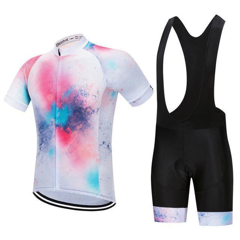 Cycling Kit - Smudge-SteepCycling