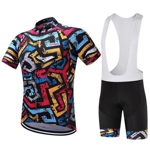 Cycling Kit - Tribal-SteepCycling