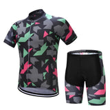 Cycling Kit - WayOut-SteepCycling