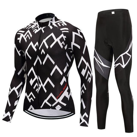 Cycling Thermal Kit - Mountains-SteepCycling