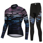 Long Sleeve Kit - InfinityLines-SteepCycling