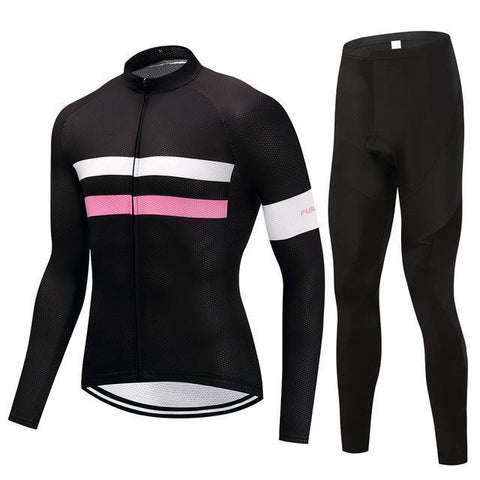 Long Sleeve Kit - TwoLines-SteepCycling