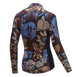Long Sleeve Cycling Jersey - Autumn