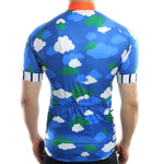 Cycling Jersey - Clouds