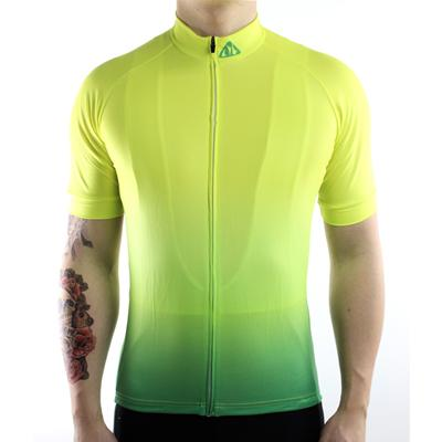 Cycling Jersey - Lemon