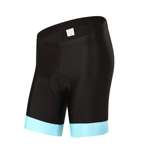 Cycling Shorts - LightBlueLine