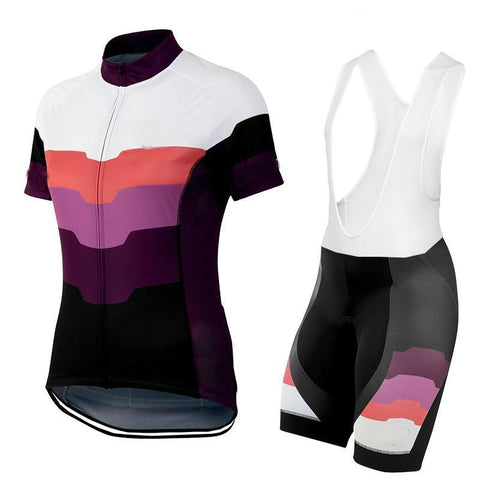 Cycling Kit - Levels