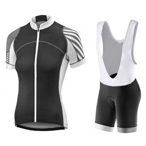 Cycling Kit - Monochrome
