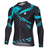 Long Sleeve Cycling Jersey - 2021