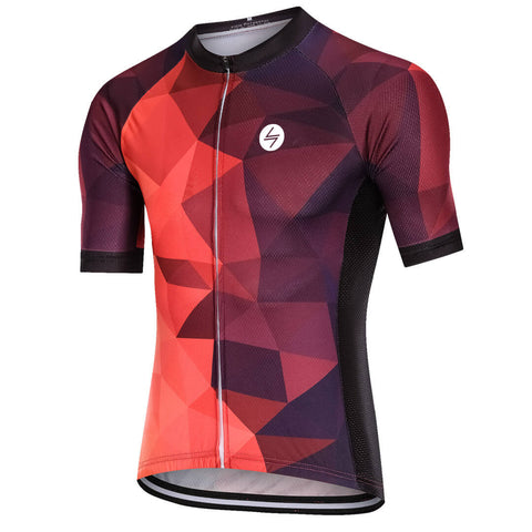 Cycling Jersey -  Flame