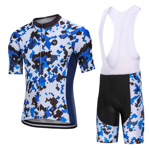 Digital camo Cycling kit