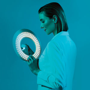 sphere mmsphere light therapy LED acne wrinkles wellness healthy therapy