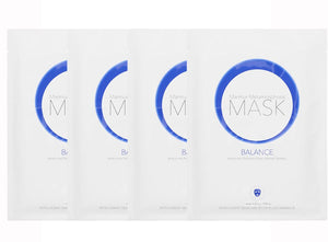 Balance Four Pack Hydrogel Face Mask Marmur Metamorphosis MMSkincare