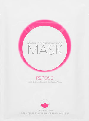 MMRepose Neck & Chest Masks - For anti-aging, sleep deprived, exhausted skin.