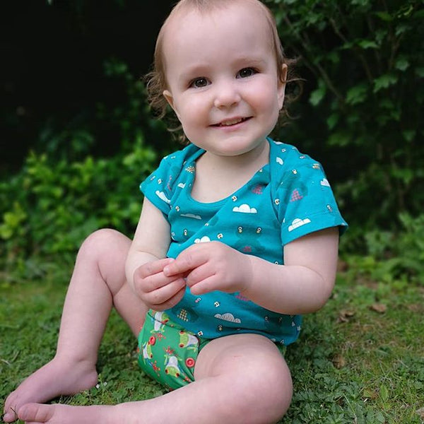 Eight Reasons Why I Use Cloth Nappies